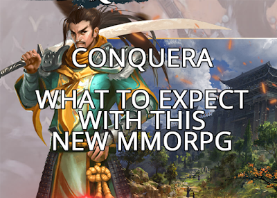 Conquera is the SEA adaptation of the popular China PC Online Game The Legend of Mir Games : Conquera : What To Expect With This New MMORPG