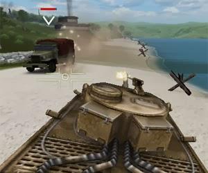 لعبة هجوم الدبابات Tank Attack 3D اون لاين