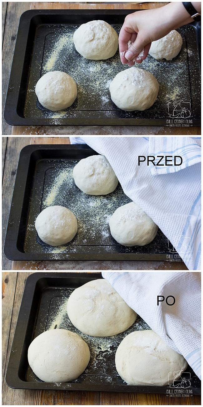 Jak zrobić klasyczne włoskie ciasto na pizzę? (przepis krok po kroku)
