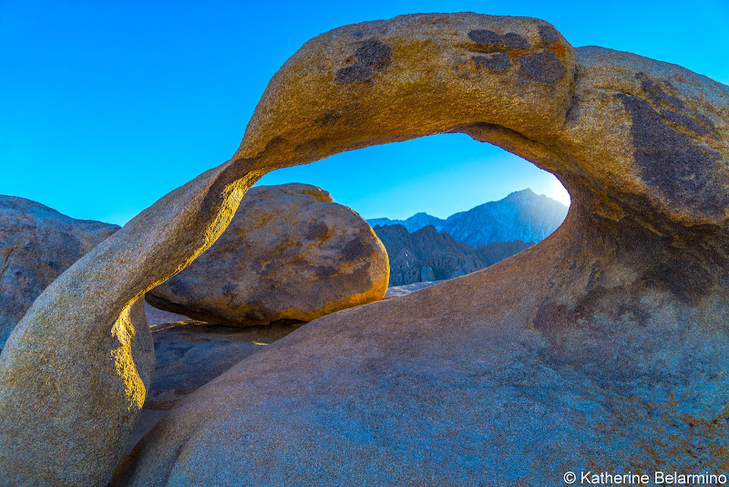 Mobius Arch California Highway 395 Road Trip Attractions
