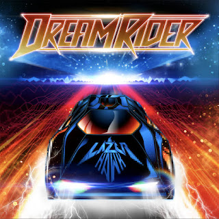 Lazerhawk - Dreamrider (2017) - Album Download, Itunes Cover, Official Cover, Album CD Cover Art, Tracklist