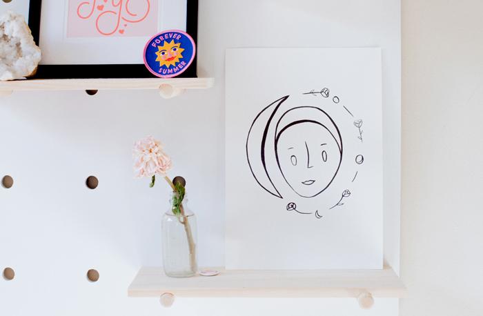 Printable Modern Art