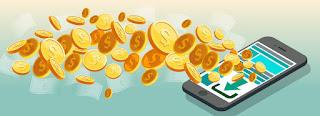 Make money online Though app Development