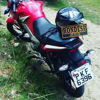 Rondesp Sul recupera motocicleta furtada