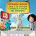 """Sábado (18) é o dia """"D"""" contra o Sarampo e Poliomielite em Ji-Paraná"""