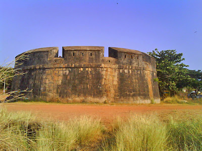 Remember Tipu Sultan's time - Watch Tower at Sulthan Battery near Boloor