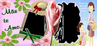 Montagem dia das mães online dias