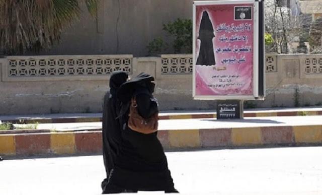 ليلى..قصة امرأة ثلاثينية من أخطر وأغنى إرهابيات داعش