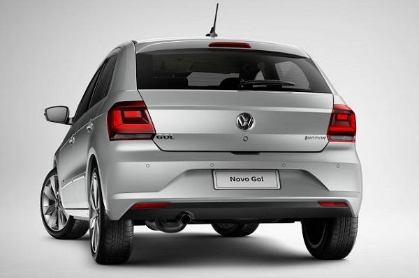 Volkswagen Gol Trend 2017