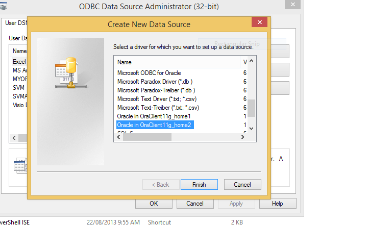 Oracle Apps Learning: How to Connect - Excel to Oracle DB 64 Bit