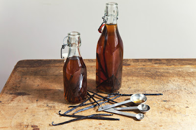 Ioanna's Notebook - DIY vanilla extract