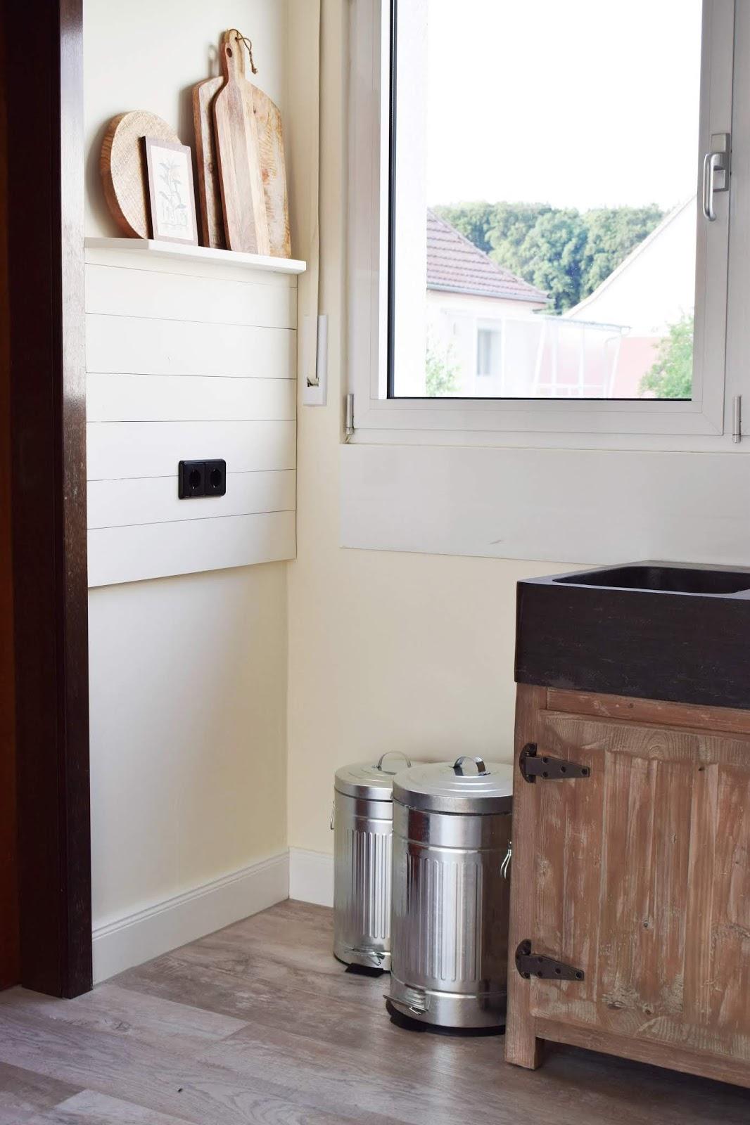DIY Wandregal und erste Einblicke in die neue Küche | ECLECTIC HAMILTON