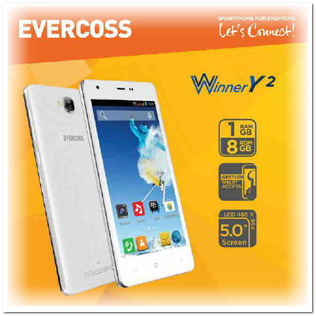 5 HP Evercoss Ram 1GB 700 ribuan Terbaik April 2016