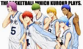 Vua Bóng Rổ Phần 3-Kuroko no Basket SS3
