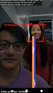 Stranger Danger App