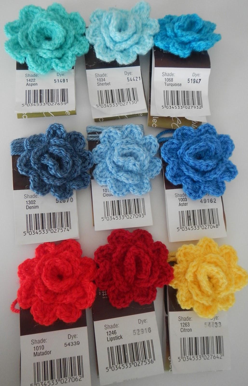 Apple Blossom Dreams: Stylecraft Special DK Color Combos 1 of 5