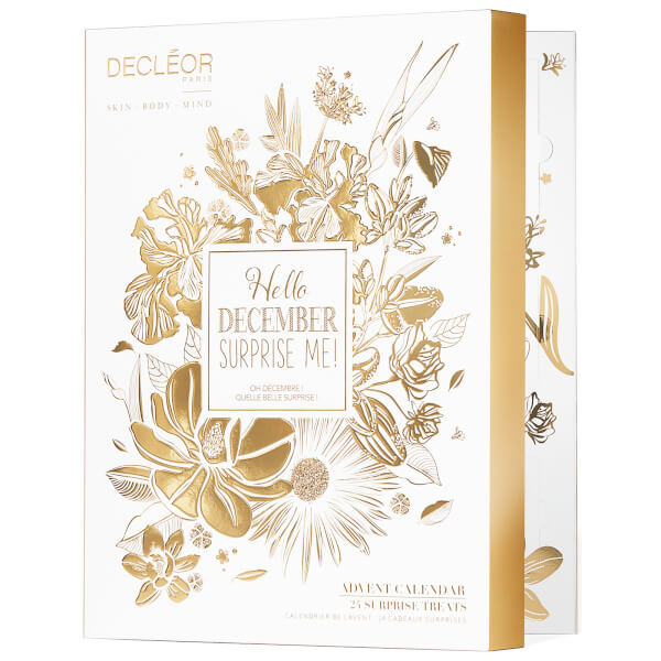 Decleor Beauty Advent Calendar For Holiday 2017: Ships Worldwide