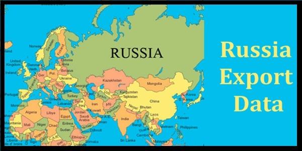 Russia export data consist details of the export