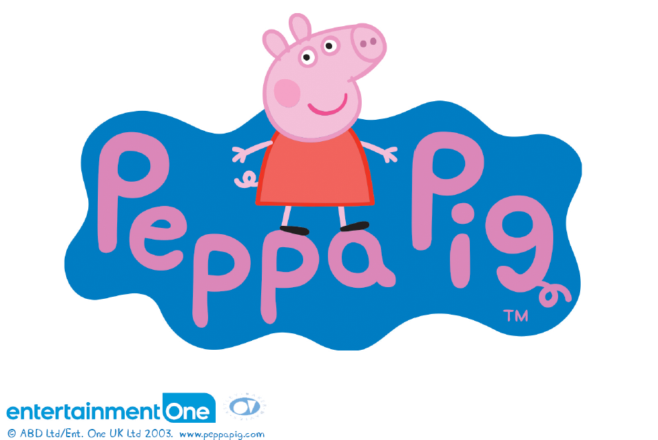 Peppa Pig at Festival Place Basingstoke