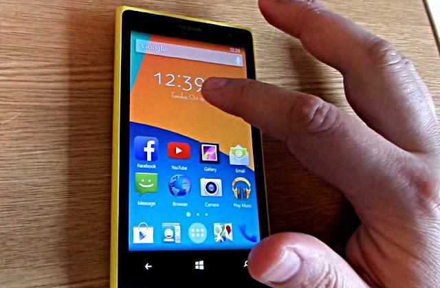 Cara Merubah Ponsel Windows Phone Menjadi Android, Unlock Bootloader dan Root