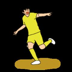 Soccer, fond, cheering squad 7