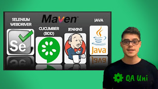 Selenium WebDriver - Java, Cucumber BDD & more. Full Course!