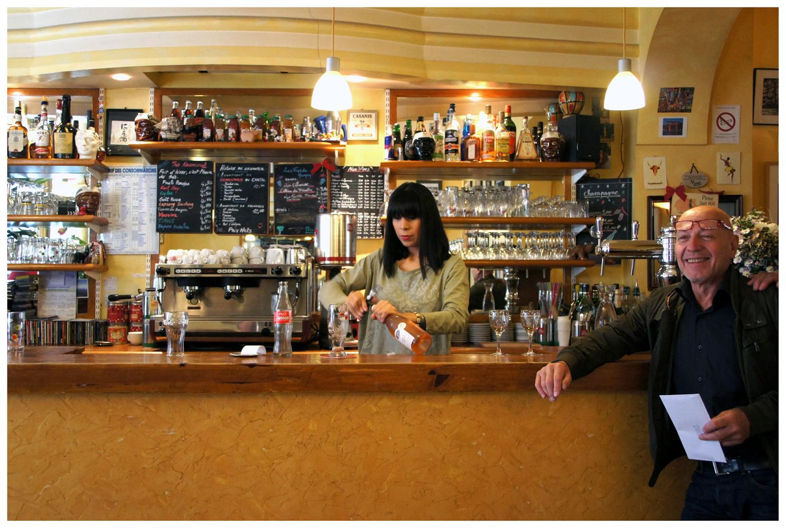 Restaurant Chez Olivier Montferrand Le Chateau