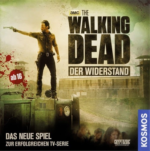 spielfreu n de the walking dead der widerstand. Black Bedroom Furniture Sets. Home Design Ideas
