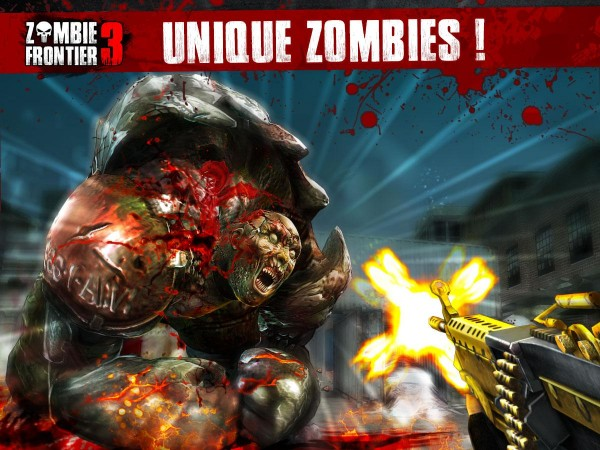 Zombie Frontier 3 Apk Mod (Unlimited Money + Gems)