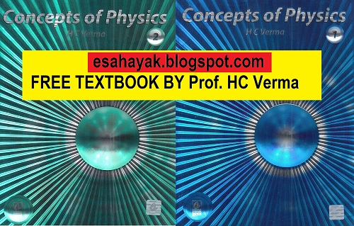 Concepts Of Physics Book