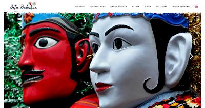 website atau platform tentang budaya betawi