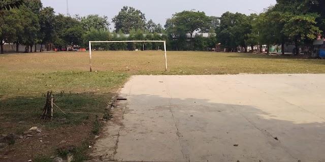 Taman Ruang Terbuka Hijau Jalan Jawa  Yang Sebelah Mana ???