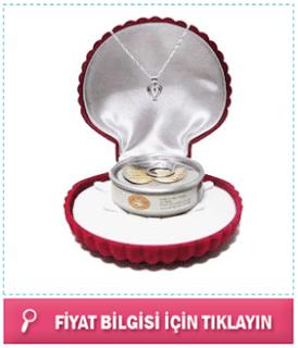 Gümüş bayan Kolyeleri