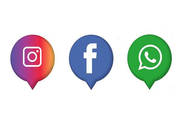عطل شامل في فيسبوك و إنستغرام و واتس آب منذ صباح اليوم