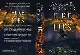 Fantasy Author, Interview, Angela B Chrysler Tales of the Drui Fire and Lies