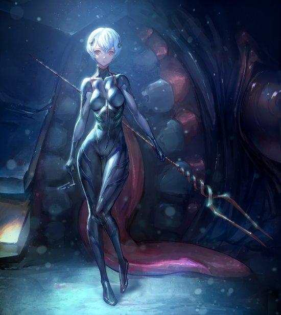 Choi tae hyun artstation arte ilustrações fantasia mulheres sensuais games