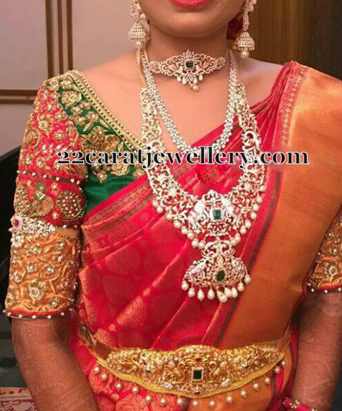 10 Different Style Diamond Wedding Jewellery