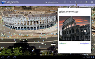 Google Earth for Android tablets now optimized