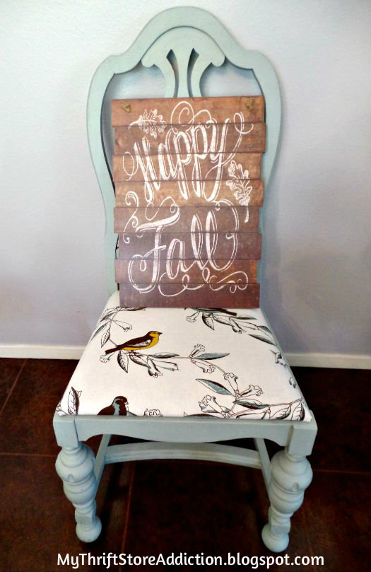 The Year in Review: 2015 Favorites mythriftstoreaddiction.blogspot.com Fall Home Tour and blog hop hosted by Cozy Little House
