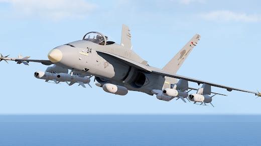 Arma 3 へミサイルや爆弾など追加の FIR AWS アドオンでSM2地対空ミサイル