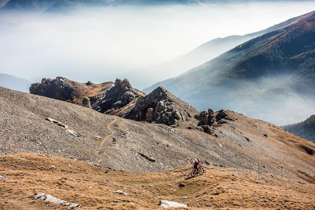 Mountainbike Guiding Westlapen