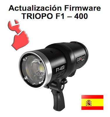 Firmware Triopo F1-400 PDF