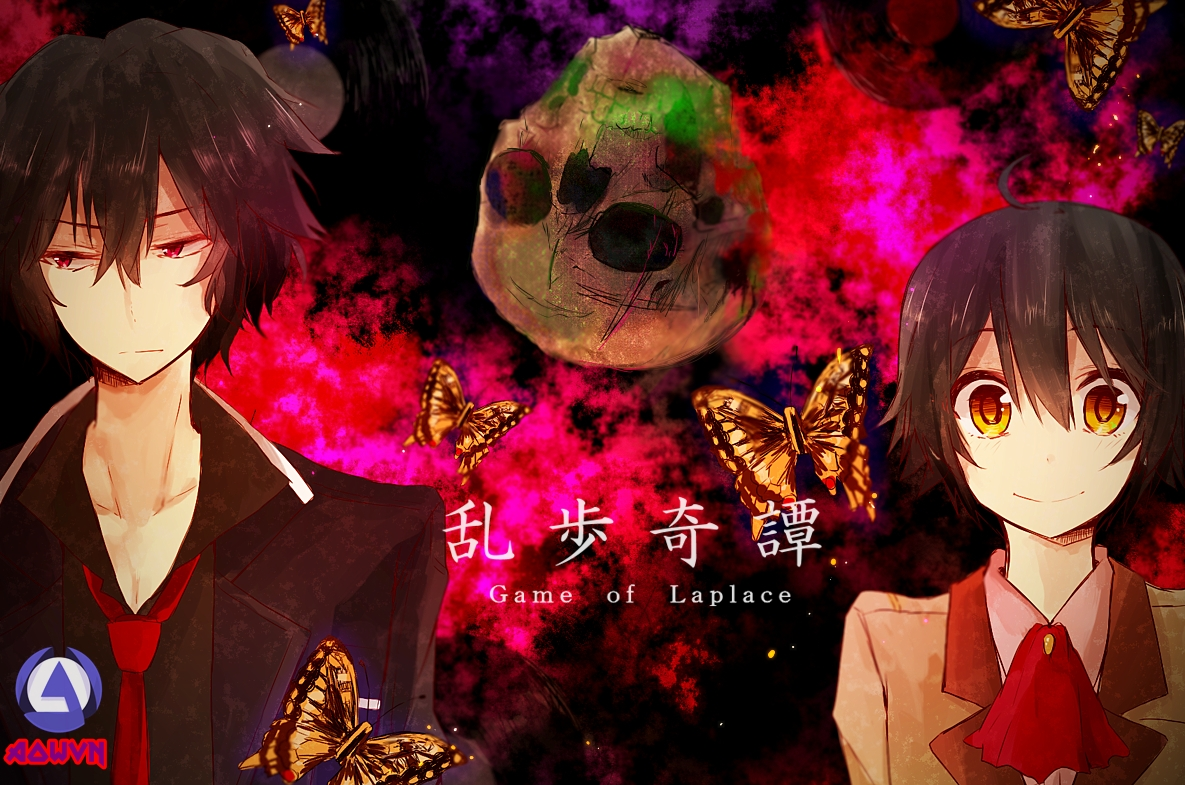 jXZJSJB - [ Anime 3gp Mp4 ] Ranpo Kitan: Game of Laplace | Vietsub - Hack não