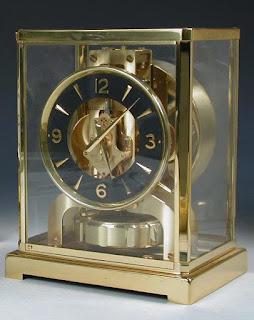 orologio moto perpetuo jaeger le coultre atmos energia pressione atmosferica motore