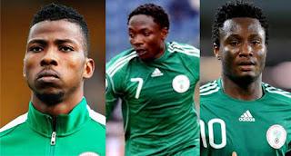 Iheanacho-Ahmed-Musa-Mikel-Obi