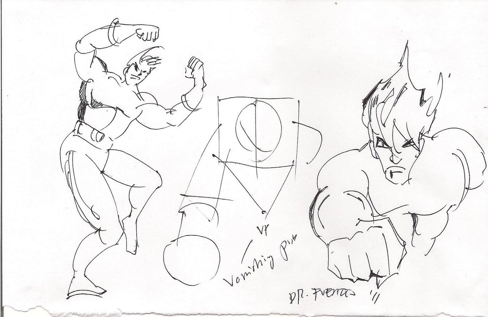 bukalph: Cube Basic Guide to Drawing II