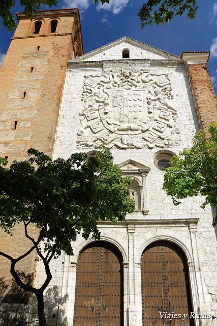 Iglesia de Santa María Magdalena de Valladolid