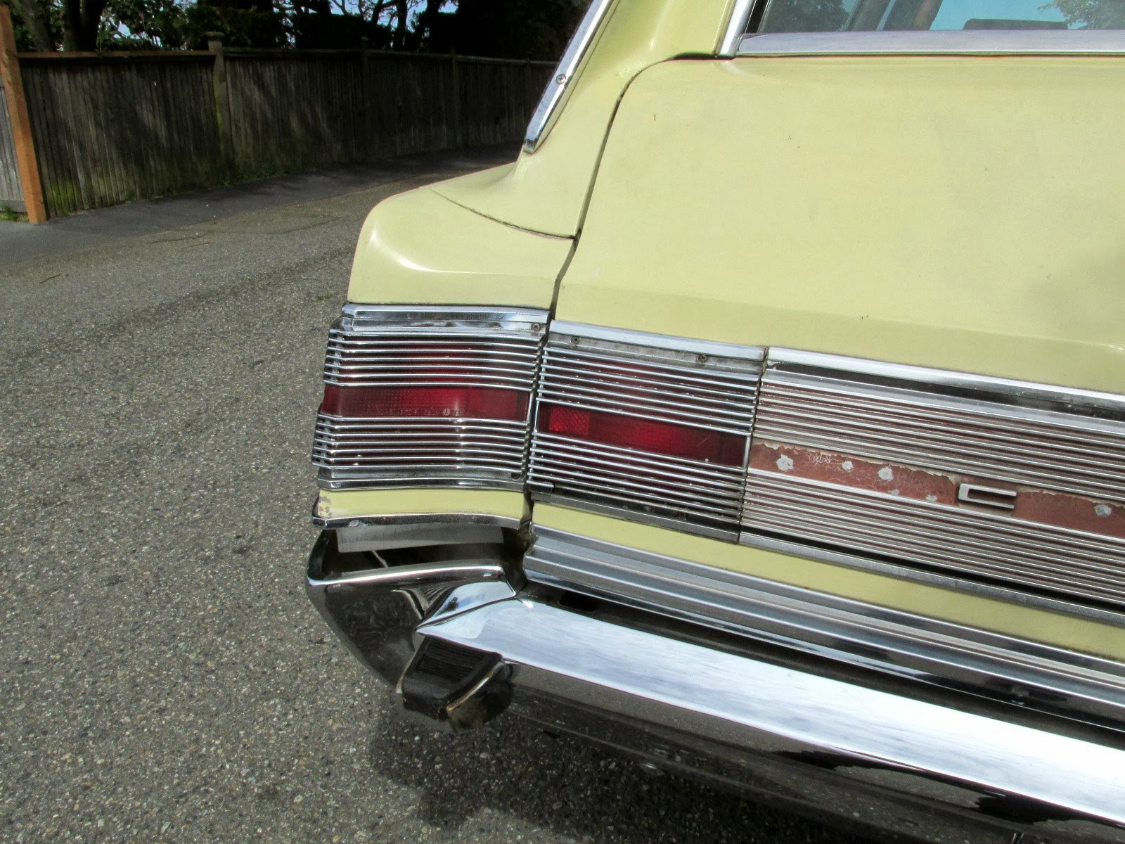 Seattle S Classics 1968 Chrysler Town Amp Country Wagon