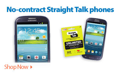 walmart prepaid phones straight talk