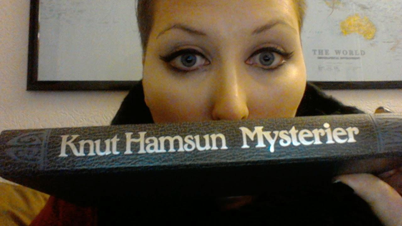 mysterier av hamsun